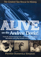 Alive on the Andrea Doria Audio Book Cover
